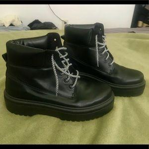 ASOS Platform hiking boot